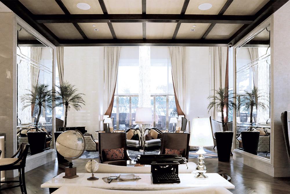 Interior Hotel Layaknya Hotel