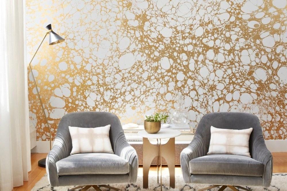 Interior Hotel Terbaik Menggunakan Wallpaper Dinding