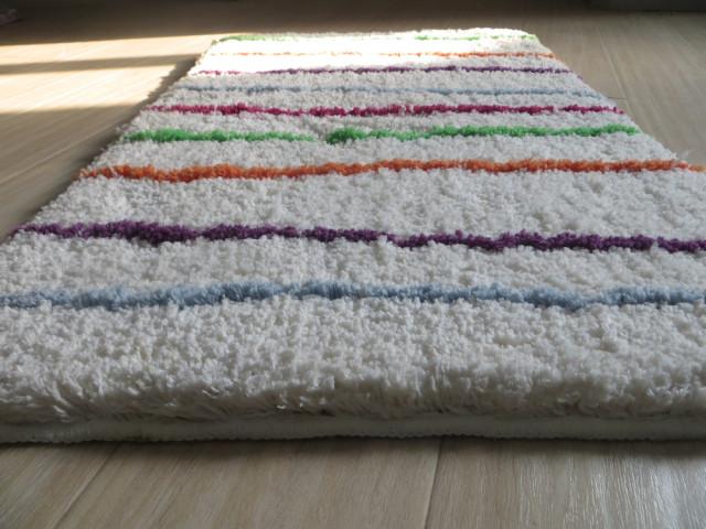 Karpet Berbahan Wol