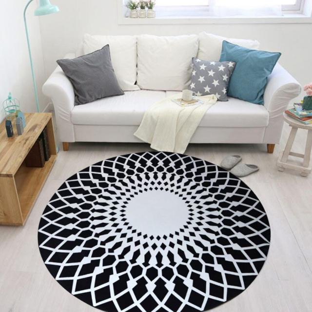 Karpet Bentuk Lingkaran
